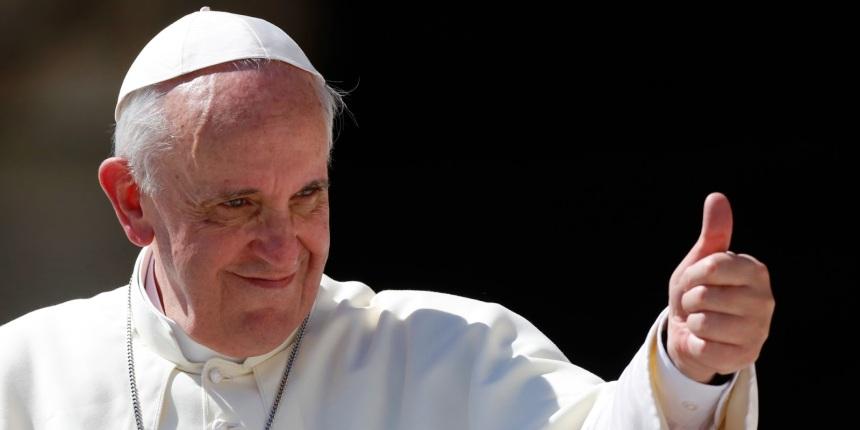 Quito.- El día martes el Santo Padre oficiará la eucaristía en Quito, el lunes lo hará en Guayaquil. |Foto:  AP/Riccardo De Luca