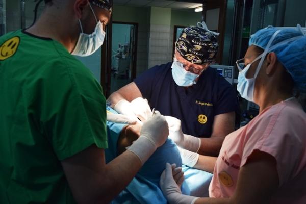 Ibarra.- Las cirugías se las realizarán en el Hospital San Vicente de Paúl. |Foto: Archivo