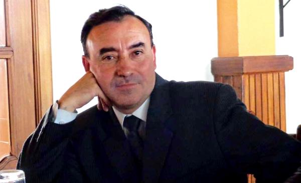 Ibarra.- Peter Ubidia es Cotacacheño, ha sido comunicador del Municipio de Cotacachi, además de la Universidad de Otavalo. |Foto: Cortesía