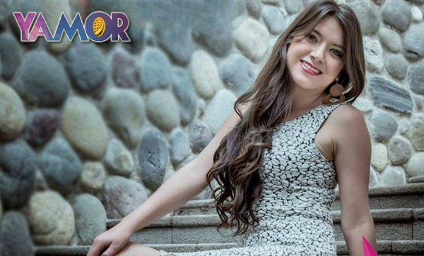 Otavalo.- Ella es Laura Mishell Alvarado Esparza, la nueva reina del Yamor. |Foto: Cortesía