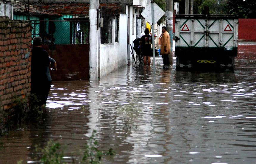 inundaciones niño