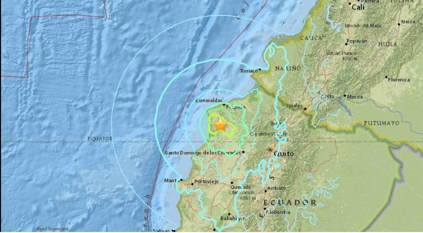 foto sismo