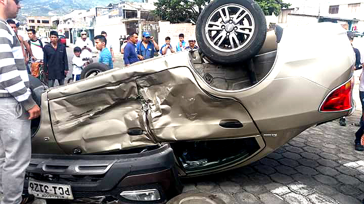 accidente iba
